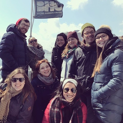 On dit allô à nos étudiants en Gestion touristique qui sont à Boston présentement! #passionithq #passionboston #fieldtrip #learningbydoing #tourismmanagement #boston