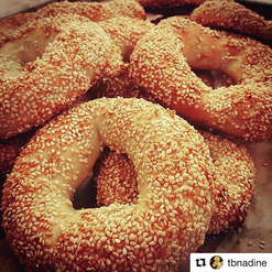 BAGELS!!! 😍😍#Repost @tbnadine ・・・ #passioncuisine #bread #ithq #passionithq #foodporn #mtlbagels #mtlfood #bagels #baking #bakery #boulangerie #allthecarbs