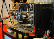 The new Nespresso AGUILA coffee machine